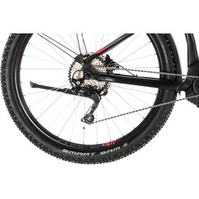 Cube Access Hybrid Pro 400 Allroad Mujer, black'n'coral